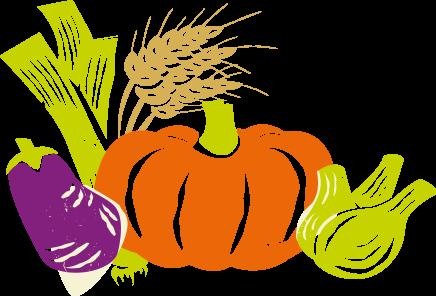 Gemüse Illustration